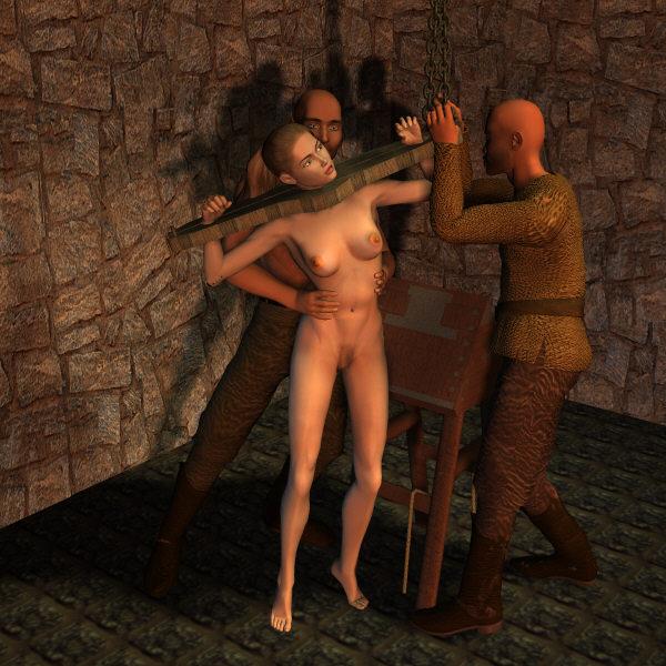 Порно казни и порно пытки инквизиции онлайн